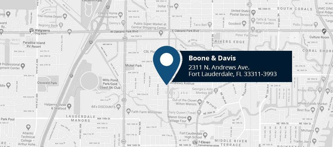 Boone & Davis, Attorneys At Law