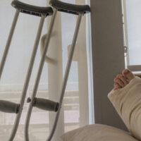 injured