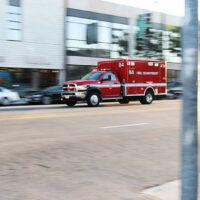Hollywood, FL - Police Respond to Fatal Crash on I-95