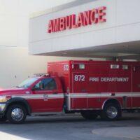Lake Worth Beach FL - Rollover Crash at 5th Ave N & N Dixie Hwy