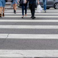 Miami, FL - Pedestrian Hit by Car on Brickell Ave near Brickell Key Dr