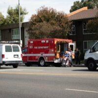 West Palm Beach, FL - Serious Car Crash on I-95 at 45th Street Blocks All Lanes