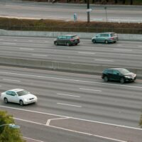 West Palm Beach, FL - Car Wreck with Injuries on I-95 near Weigh Station in Martin County