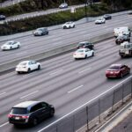 Fort Lauderdale, FL - Two Hospitalized as SUV Plunges Off Ramp on I-95