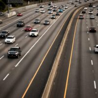 Broward County, FL - Auto Accident on I-75 S near Mile Marker 35 with Injuries