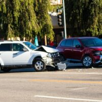 Broward County, FL - Car Accident with Injuries on Florida's Turnpike near Sunrise Blvd