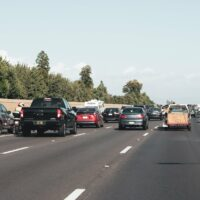 Port St Lucie, FL - Serious Car Wreck on Florida's Turnpike S near Fort Pierce