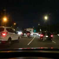 Palm Beach County, FL - Car Crash with Injuries on Palm Beach Lakes Blvd E at Australian Ave
