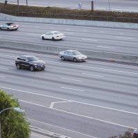 Miami-Dade, FL - Auto Collision on 95 Express N near Golden Glades Park & Ride